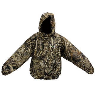 Mossy oak 4 in 1 parka